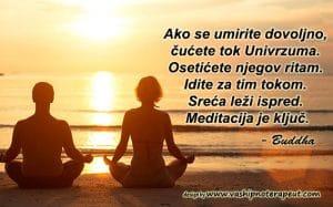 Meditacija Buda