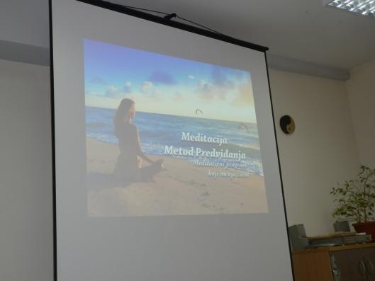 Meditacija - Metod Predviđanja