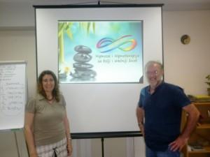 Hipnoza i Hipnoterapija -  prvo Info predavanje