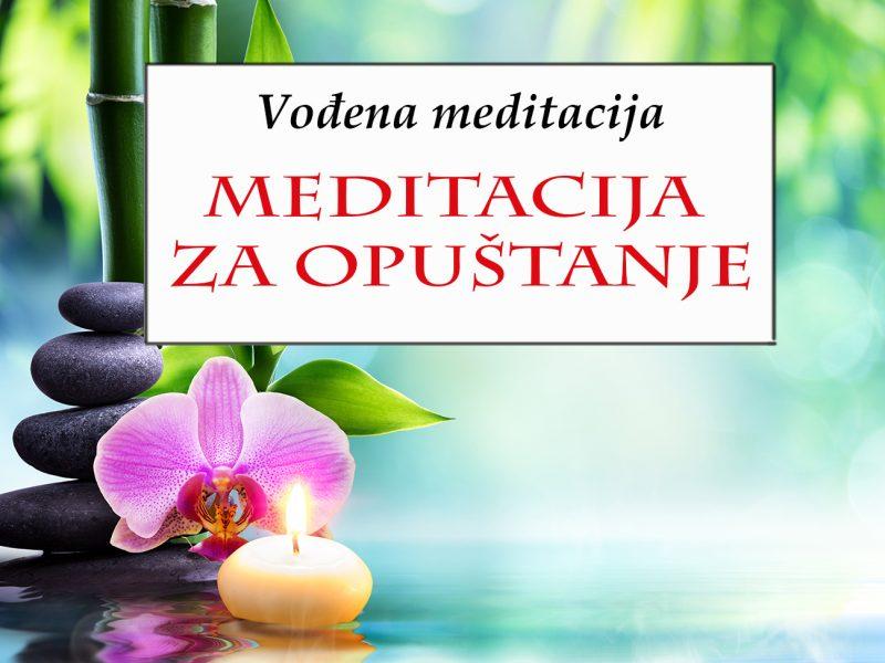 Meditacija za opuštanje